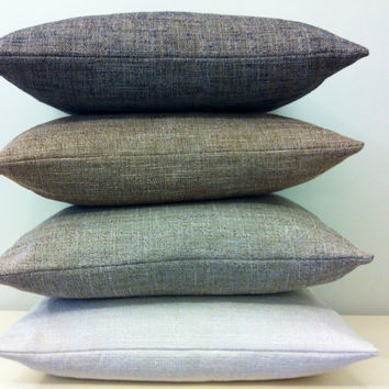 14 Colors Linen Pillow Cover,Gray Linen Pillow,Rustic Pillow,Linen Throw Pillows,Boho Pillows,Linen Grey Cushions Covers,Linen Couch Pillows
