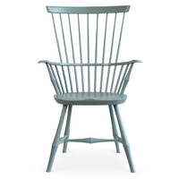 Wayland Armchair, Anchor Blue, Arm Chairs
