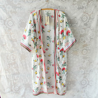Florence Long Duster