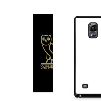 OVOXO October's Very Own Note Edge Case