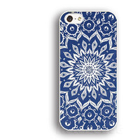 Mandala floral,new IPhone 5s case,IPhone 5c case,IPhone 4 case, IPhone 5 case ,IPhone 4s case,Rubber IPhone case