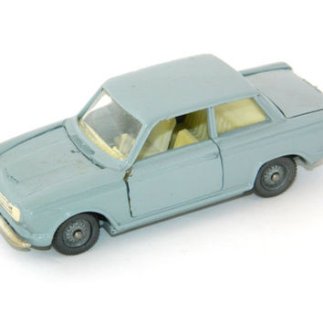 Grey Ford Consul-Cortina,Car Model,Vintage car,Russian soviet vintage,Collectibes,Made in USSR,Scale 1:43,metal car,CCCP car,car collector