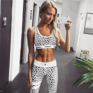 Women Suit Slim Fitness Crop Top + High Waist Elastic Pant suit two piece Blue Workout women's Tracksuit