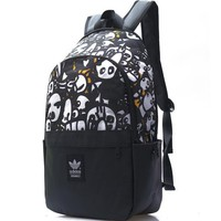 Adidas Fashion Laptop Backpack Travel Bag School Backpack