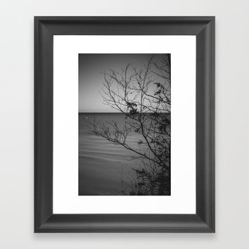 All Those Yesterdays Framed Art Print by Faded  Photos