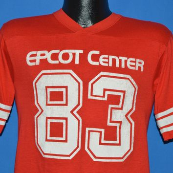 80s Epcot Center Walt Disney World 83 t-shirt Small