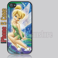 Tinkerbell Little Fairy iPhone 5 Case Cover