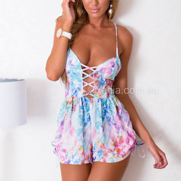 Chasing Time Playsuit