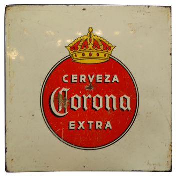 Mexican Corona Beer Sign
