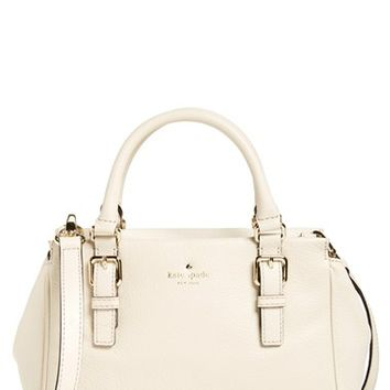 kate spade new york 'cobble hill - noelle' leather satchel