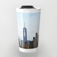 New York Travel Mug by Haroulita | Society6