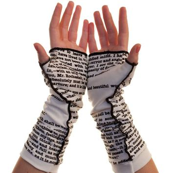 Jane Eyre Writing Gloves