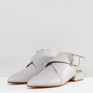 ASOS MATLOCK Leather Shoes at asos.com