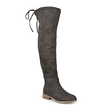 Journee Collection Mount Over-the-Knee Boots