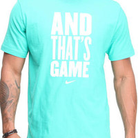 And Thats Game Tee by Nike