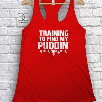 Training To Find My Puddin | Harley Quinn