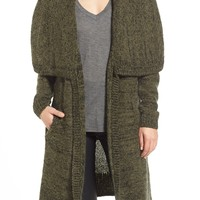 Leith Shawl Collar Long Cardigan | Nordstrom