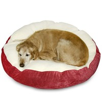 Happy Hounds Deluxe Scout Dog Bed - 42''