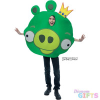 Children's Costume: Angry Birds King Pig-Child