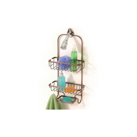 Heavy Duty Shower Caddy with Soap Dish