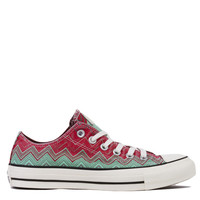 Missoni for Converse Chuck Taylor All Star Carnival Low Ox Sneakers