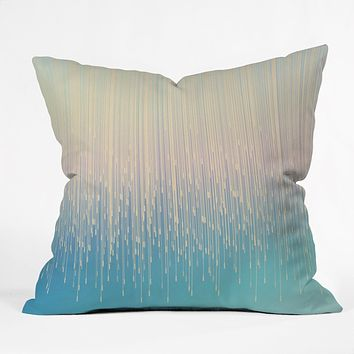Gabi In Dreams Throw Pillow