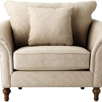 Porter Armchair - Arm Chairs - Living Room - Furniture | HomeDecorators.com