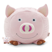 Penelope the Pig with Li'l Buddy Bean Bag