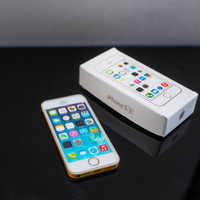New Gold iphone 5s Miniature for 1/3 SD-size or similar Dolls.