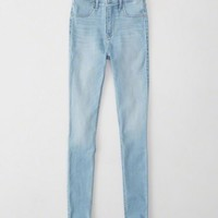 Womens High-Rise Jean Legging | Womens New Arrivals | Abercrombie.com
