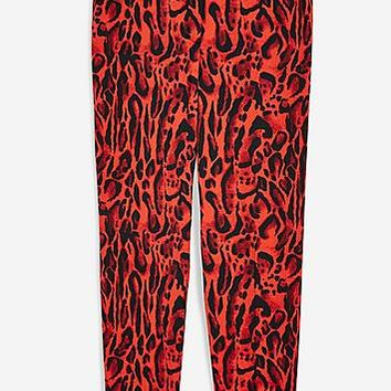 Red Leopard Print Suit - New In Fashion - New In