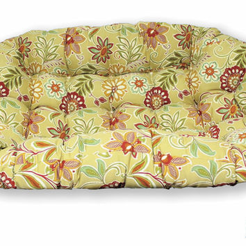 Double Papasan Cushion in Outdoor Fabric (Cushion Only)
