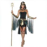 Sexy Cleopatra Princess Costumes Adults Women Fantasia Cosplay Renaissance Halloween Carnival Costumes for Medieval Dress