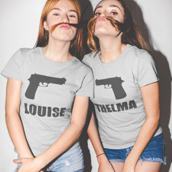 Thelma and Louise Best Friends (Louise)