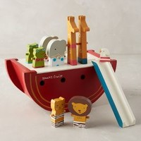 Noah's Cruise by Anthropologie Bright Red One Size House & Home
