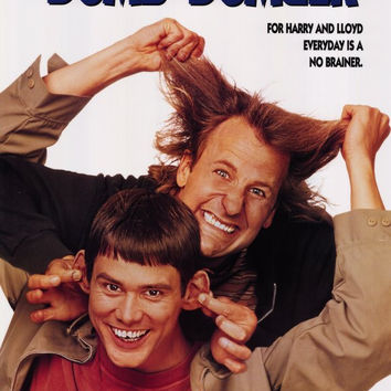 Dumb and Dumber 11x17 Movie Poster (1994)