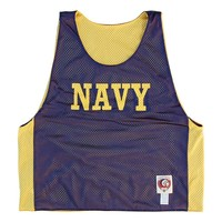 Navy Lacrosse Pinnie