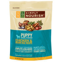 Simply Nourish Chicken Puppy Food