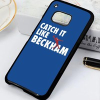 Catch It Lie Beckam Odell Beckham Jr HTC One X M7 M8 M9 Case