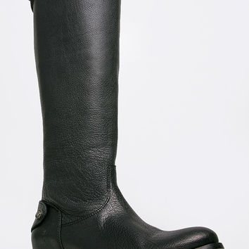 MELISSA BUTTON BACK BOOT