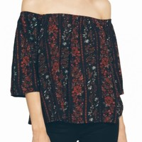 Volcom Fresh As Off the Shoulder Top | Nordstrom