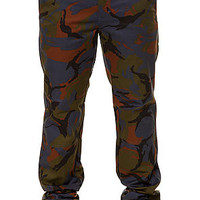 The Killstreak Pants in Indigo Camo