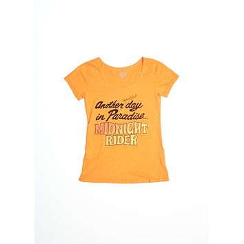 Another Day in Paradise Ballet Tee