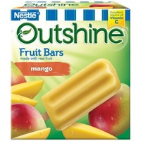 Edy's Outshine Mango Fruit Ice Bars, 6 ct, 16.1 fl oz - Walmart.com