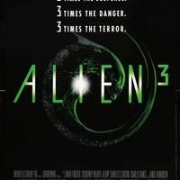 "Alien 3 (1992) Vintage Movie Poster - 27""x 40"""