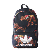 adidas Originals Backpack In Flower Leopard Print