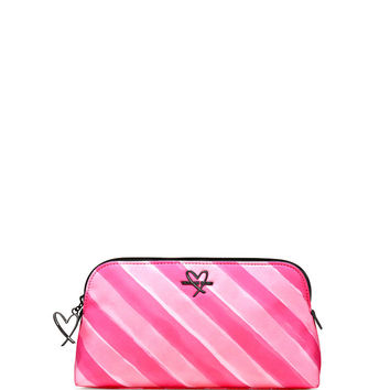 VS Signature Stripe Beauty Bag - Victoria's Secret