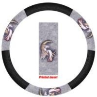Moon Dreaming Soft Grip Steering Wheel Cover