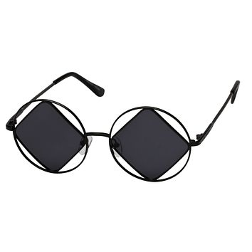 Le Specs Rudeboy Black Sunglasses
