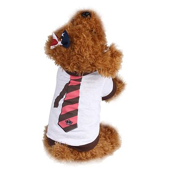 Summer Pet dog clothes Puppy Small Dog Cat Vest T Shirt Pet Clothes Mascotas Cachorro Perros Ropa Para Perros Hond Dog Clothes